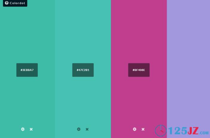 配色就是这么简单!7个在线配色网站推荐