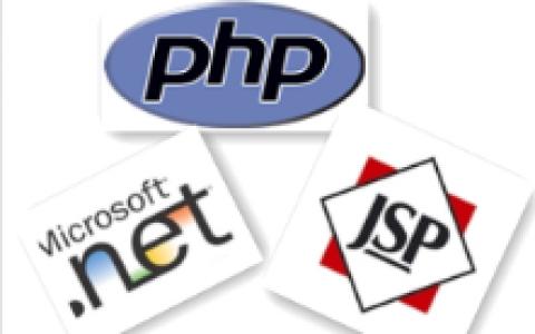 动态网站开发技术asp、asp.net、php、jsp比较