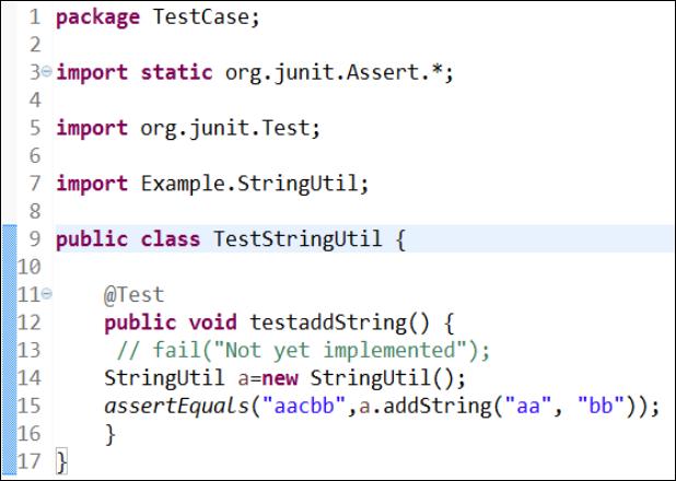 单元测试工具JUnit介绍及使用,单元测试快速入门教程五