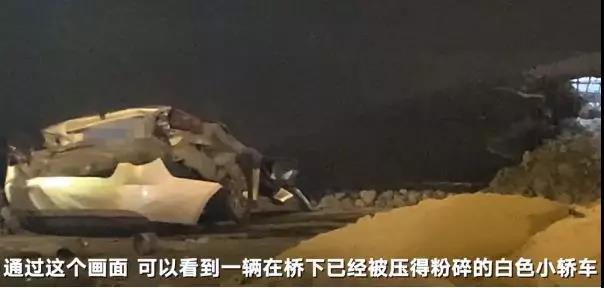 无锡高架坍塌3死2伤,死者身份确认,三轮车上的人侥幸逃生……